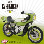 Z400FX cafe racer