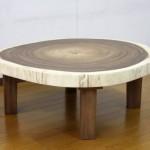 木下家具一枚板テーブル