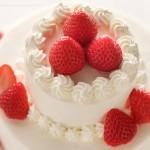 菓子工房ルーヴ ウェディングケーキ