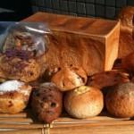 麦笑のパンの詰め合わせ