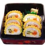 厚焼きたまごのお寿司