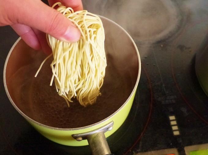 銀座一福 麺
